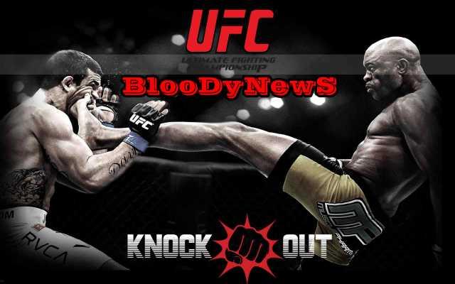ภาพ UFC 1