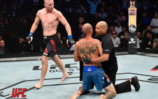 สรุปรางวัลต่างๆจากศึก UFC Fight Night 158 โดยจะได้รับรางวัลละ 50,000$