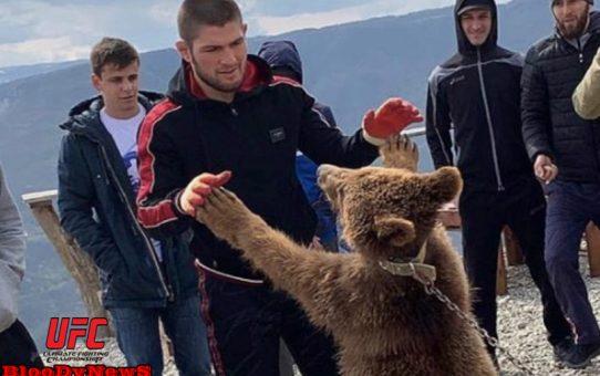 อินทรีไร้พ่ายถูก PETA เรียกร้องให้แสดงความรับผิดชอบในกรณี ปล้ำกับหมีที่ล่ามโซ่