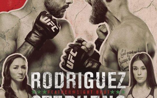 ห้ามพลาด!!! ถ่ายทอดสด UFC เช้าวันอาทิตย์ที่ 22 ก.ย. นี้