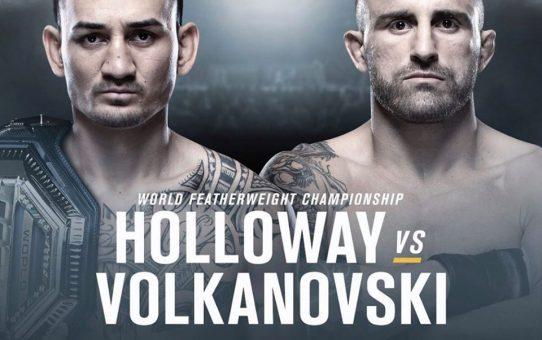 ประกาศคู่มวยเพิ่มเติมสำหรับศึก UFC 245 วันที่ 15 ธันวาคมนี้ตามเวลาประเทศไทย