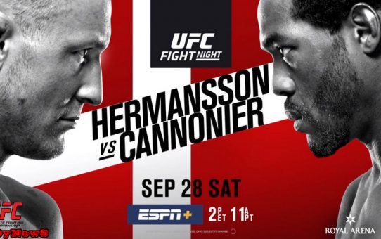 ช่องทางการรับชมรีรันย้อนหลังศึก UFC Fight Night 160