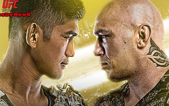 Aung La Nsang สามารถป้องกันแชมป์ุร่น light heavyweight ครั้งแรกไปได้