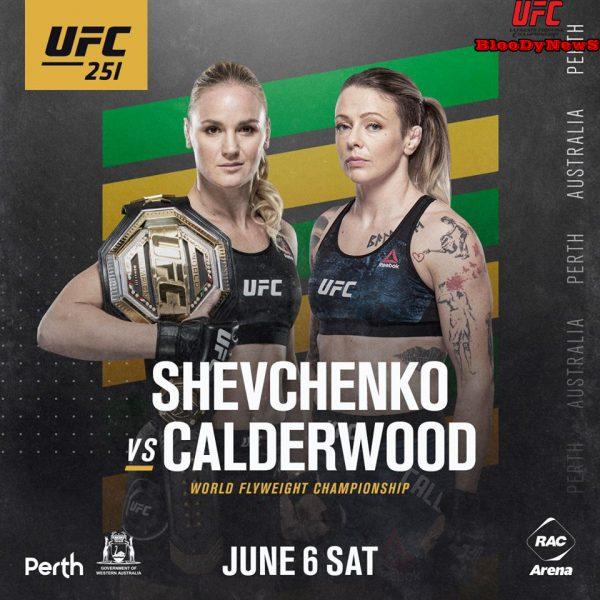 UFC-115
