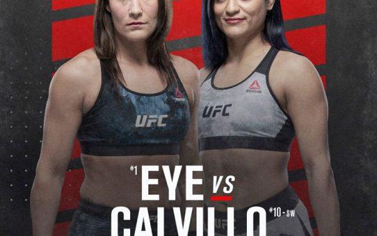 ประกาศคู่เอกอย่างเป็นทางการประจำศึก UFC Fight Night 176