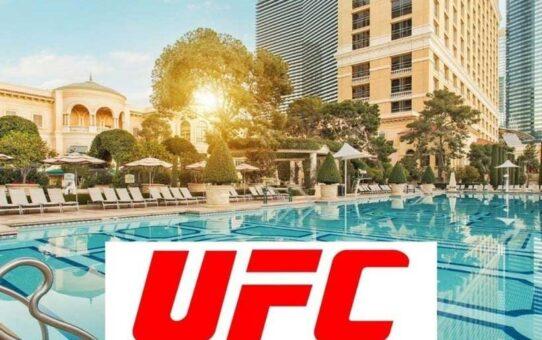 ประธาน Dana White มีแผนที่จะเปิดโรงแรมในแบรนด์ UFC ในเมืองลาสเวกัส