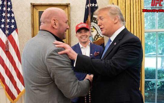 """ท่านประธานยันไม่ห้าม """"Colby"""" หรือนักสู้คนอื่นพูดในสิ่งที่คิด"""