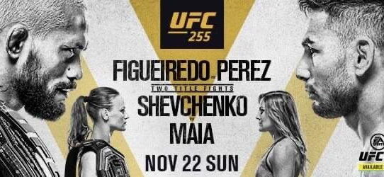 ครั้งแรกในวงการ! UFC 255 เปิดศึกชิงแชมป์รุ่นฟลายเวท ชาย-หญิง