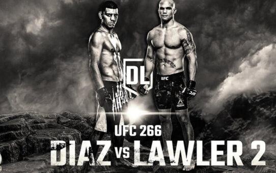 ความเคลื่อนไหวของศึก UFC 266 ที่จะเกิดขึ้นในวันอาทิตย์ที่ 26 ก.ย. 64 นี้